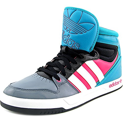 nice shoes 5ee5d 44fb1 Adidas Adi Originals Mens Court Attitude Sneakers Shoes Gra