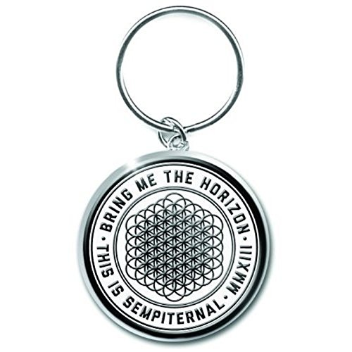 Bring Me The Horizon This is Sempiternal 新しい 公式 キーホルダー Keychain Bring Me The Horizon