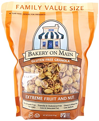 Bakery On Main Gluten Free Granola, Extreme Fruit & Nut, 22-Ounce