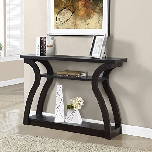 Monarch Hall Console Accent Table, 47