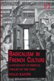 img - for Radicalism in French Culture (Public Intellectuals and the Sociology of Knowledge) book / textbook / text book