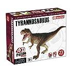 Tyrannosaurus Rex 4-D Puzzle