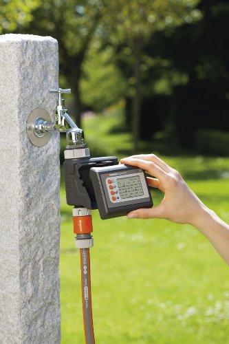gardena easy water control hardware plumbing timers. Black Bedroom Furniture Sets. Home Design Ideas