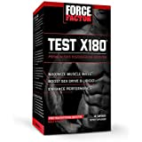 Force Factor Test X180, Premium Testosterone Booster, 60 Count