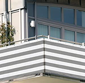 5x0 9m balcony fence barrier mesh model elecsa 0361 for Balcony barrier