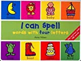 I Can Spell Words With Four Letters (0753451255) by Nilsen, Anna