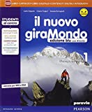 Nuovo giramondo. Ediz. blu. Con e-book. Con espansione online. Per la Scuola media: 1