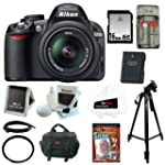 Nikon D3100 14.2MP Digital SLR Camera...