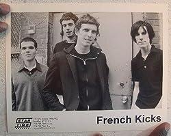 French Kicks Press Kit Photo made by RhythmHound
