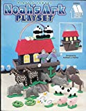 img - for Plastic Canvas, Noah's Ark Playset (Annie's Attic #87931) book / textbook / text book