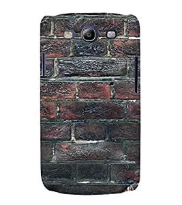 EPICCASE Metal wall case Mobile Back Case Cover For Samsung Galaxy S3 Neo (Designer Case)