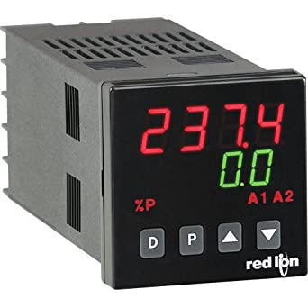 Red Lion T48 1/16 DIN Logic/SSR Temperature Controller