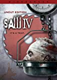 Saw IV (Uncut Widescreen Edition)