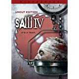 Saw IV: Uncut (Widescreen)by DVD