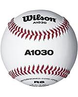 Wilson Official League Balle de baseball Blanc