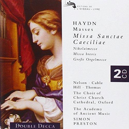 Haydn: Masses; Missa Sanctae Caeciliae etc.