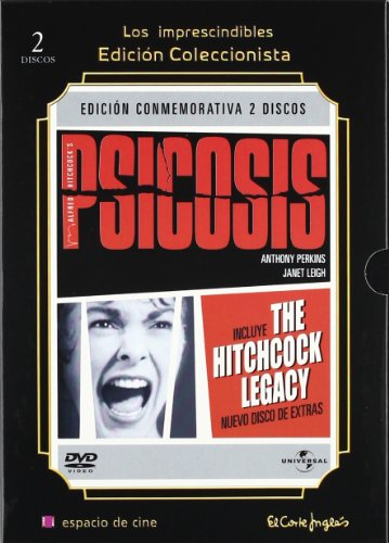 Psicosis (Psycho 1960) [DVD]