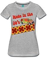 Spreadshirt Damen Made in the 70's T-Shirt