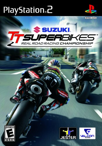 Suzuki TT Superbikes Real Road Racing Championship