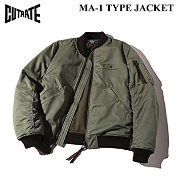 CUTRATE MA-1 TYPE JACKET