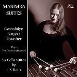 echange, troc J.S. Bach, Thrasher - Marimba Suites