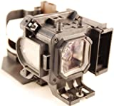 Alda PQ projector lamp VT80LP for NEC VT59EDU, VT59BE, VT49+, VT48+, VT59, VT58, VT57, VT49, VT48 Projektoren, Projectors, lamp with housing