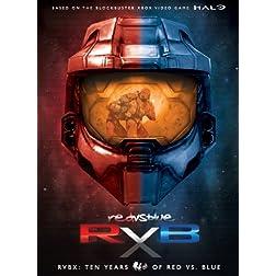 RVBX: Ten Years of Red Vs. Blue Box Set
