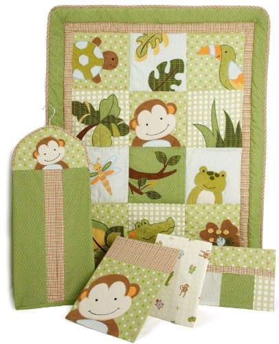 Cute Baby Bedding 9744 front