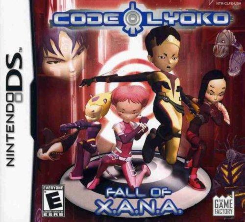 Code Lyoko: Fall Of X.A.N.A (USA)