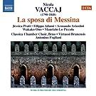 Vaccaj: La sposa di Messina