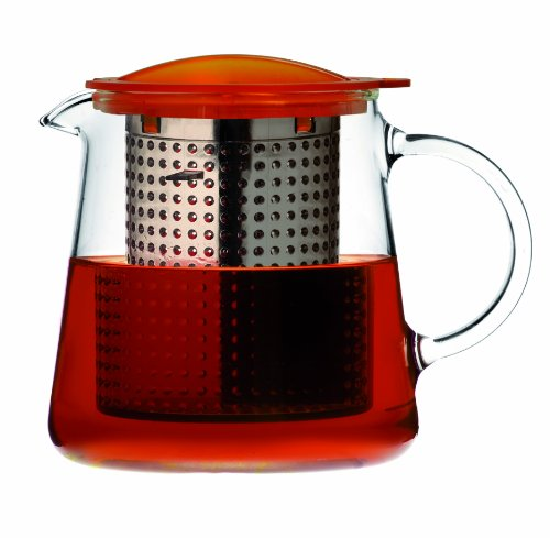 Finum Tea Control 0.8 With Dark Basket, Amber