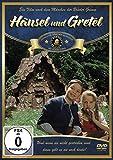 """DVD Cover 'Hänsel und Gretel - HD Remastered (von Fritz Genschow: bekannt als """"Onkel Tobias vom RIAS"""")"""