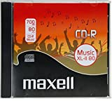 Maxell Blank CD-R 80 XL - Pack of 1