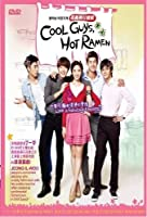 Cool Guys Hot Ramen Flower Boy Ramyun Shop Tv Drama Dvd Ntsc All Region Korean Audio With Good English Subtitle 4 Dvd Boxset