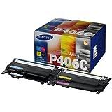 Samsung CLT-P406C/ELS Toner Rainbowkit, 1.000 -1.500 Seiten, schwarz