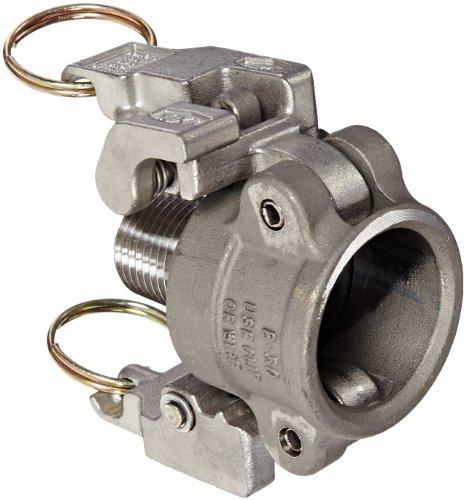 Dixon valve rb ez stainless steel boss lock type