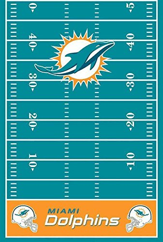 Miami Dolphins Plastic