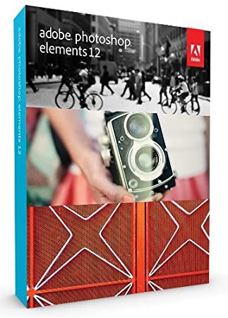 Adobe Photoshop Elements 12 (PC/Mac)