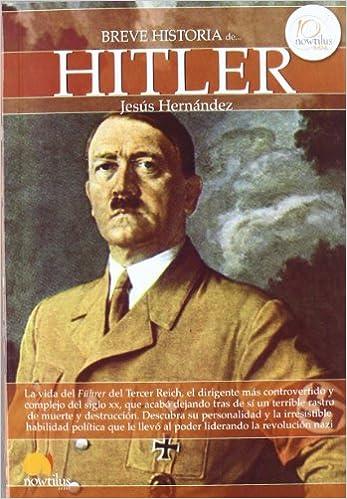 Breve historia de Hitler ISBN-13 9788499673103