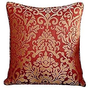Amazon.com - Elegant Floral Decorative Pillow Cover - Throw Pillow Covers