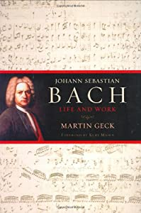 Johann Sebastian Bach Life And Works from Harcourt Publishers,U.S.
