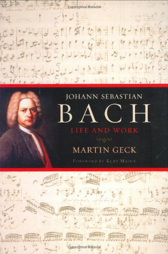 the life musical works and influence of johann sebastian bach