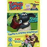 Timmy Time - Timmy's Spring Surprise [DVD]by Jackie Cockle