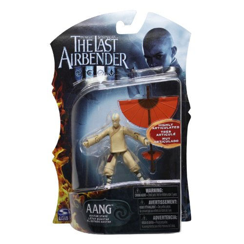 """Avatar 2 Toys: The Last Airbender 3-3/4"""" Figures Aang V2: Avatar-Toy"""