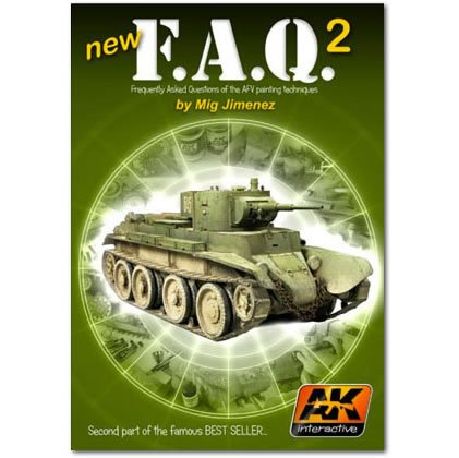 AK Interactive Book - FAQ VOL 2 English # AKBOOK38