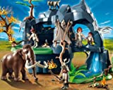 PLAYMOBIL®-Große Steinzeithöhle/Mammut (5100)
