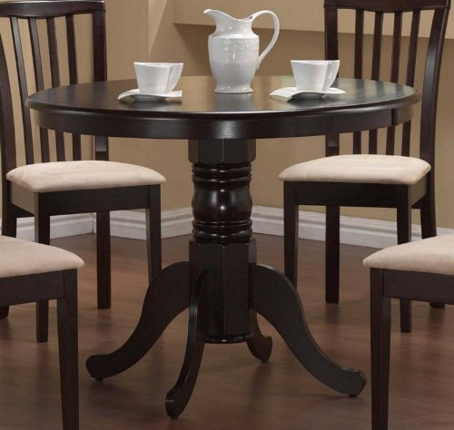Furniture living room furniture table ikea pedestal for Ikea round pedestal table