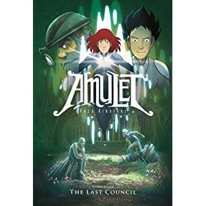 Amulet #4: The Last Council