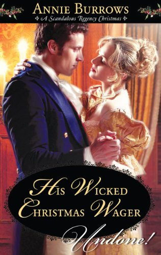 book cover of His Wicked Christmas Wager