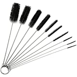 eBoot 8.2 Inch Nylon Tube Brush Pipe Cleaning Brushes, Set of 10